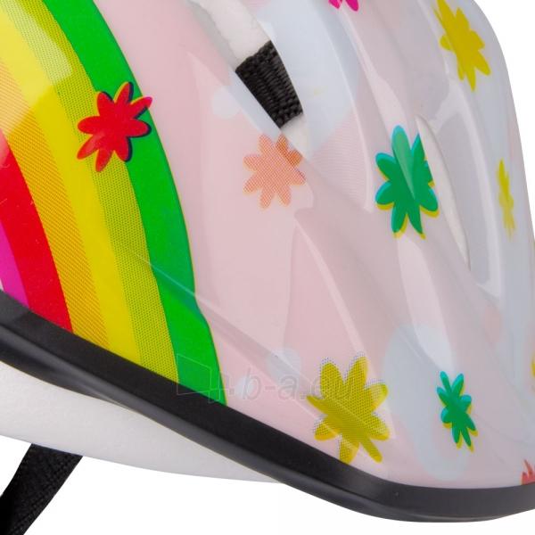 Vaikiškas dviratininko šalmas WORKER Duhy Paveikslėlis 4 iš 7 310820011790