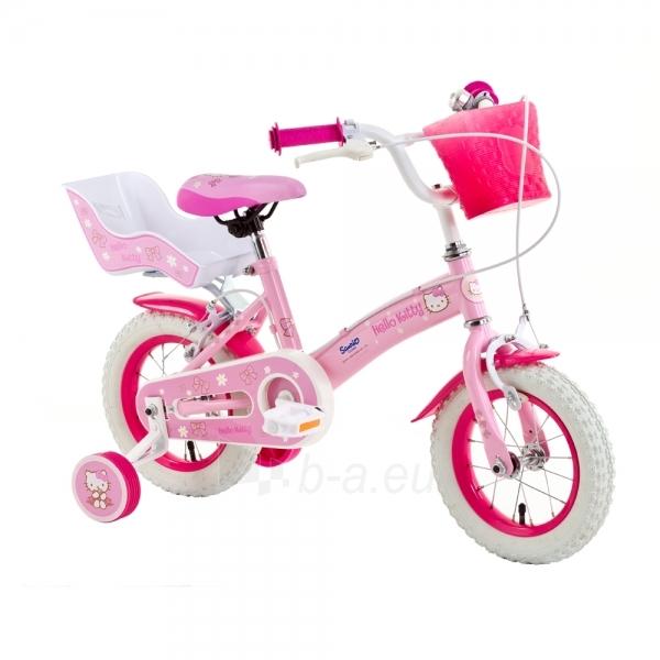 Vaikiškas dviratukas HELLO KITTY Princess 12 Paveikslėlis 1 iš 6 250702000380