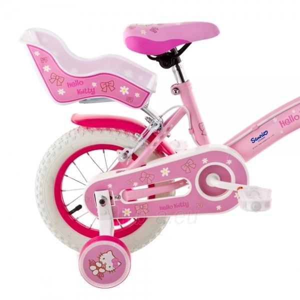 Vaikiškas dviratukas HELLO KITTY Princess 12 Paveikslėlis 3 iš 6 250702000380