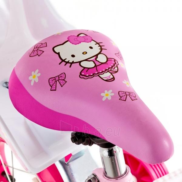 Vaikiškas dviratukas HELLO KITTY Princess 12 Paveikslėlis 5 iš 6 250702000380