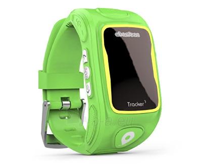 Vaikiškas laikrodis Abardeen KT01S náramkový telefon, Green Paveikslėlis 1 iš 1 310820014652