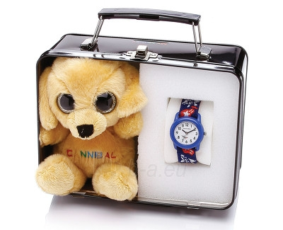 Vaikiškas laikrodis Cannibal CJ253-05S Paveikslėlis 1 iš 1 310820014599