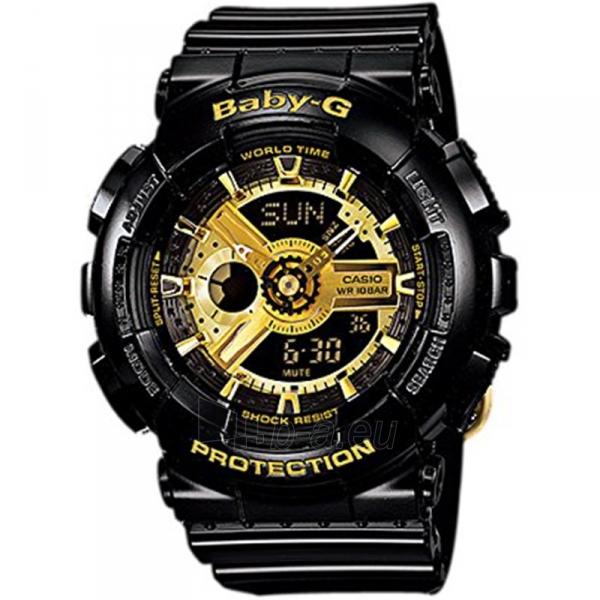 Bērnu pulkstenis Casio Baby-G BA-110-1AER Paveikslėlis 1 iš 1 30069700370