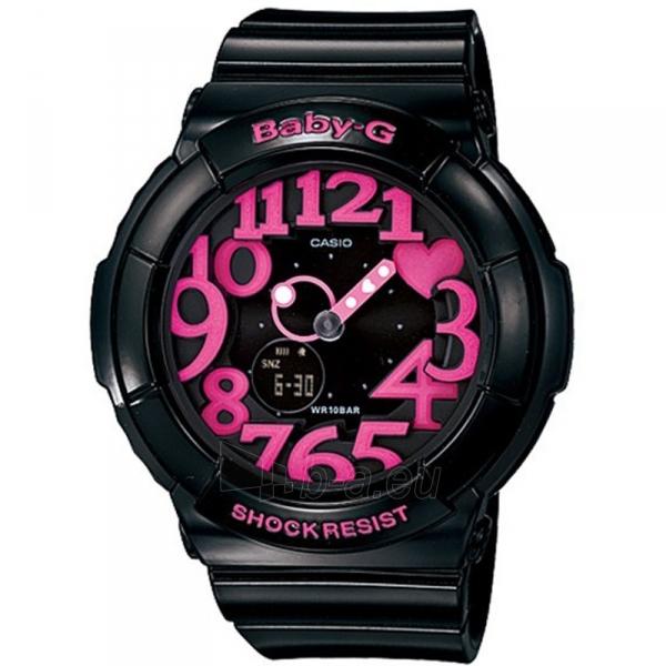 Bērnu pulkstenis Casio Baby-G BGA-130-1BER Paveikslėlis 1 iš 1 30069700372