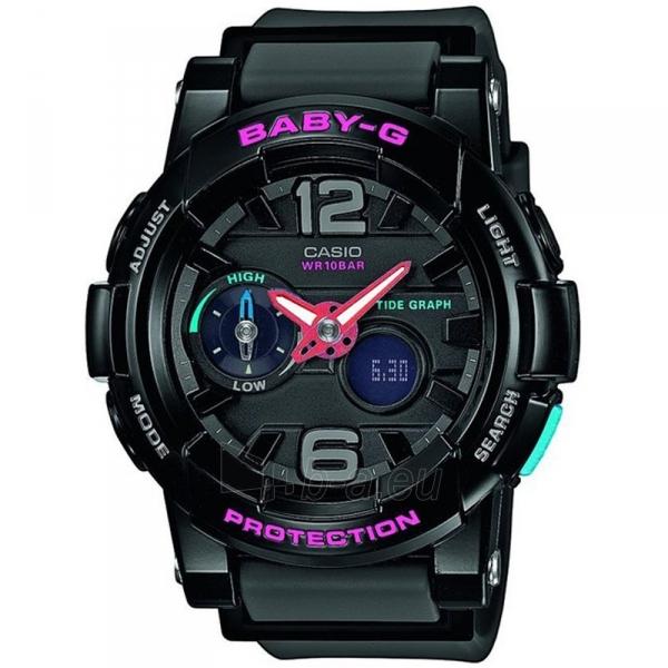 Vaikiškas laikrodis Casio Baby-G BGA-180-1BER Paveikslėlis 1 iš 1 30069700373