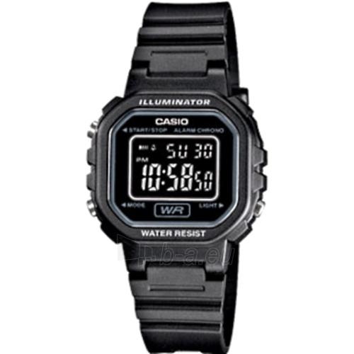 Vaikiškas laikrodis Casio LA-20WH-1BEF Paveikslėlis 1 iš 5 310820008487