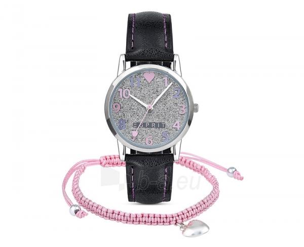 Vaikiškas laikrodis Esprit TP90650 Black ES906504001 Paveikslėlis 1 iš 1 310820042933