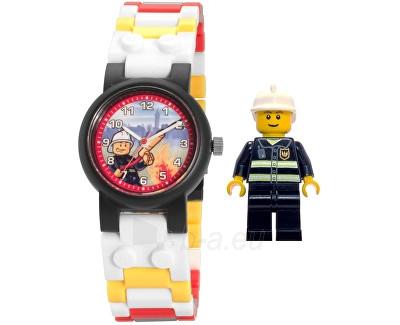 Kids watch Lego City Fireman Kids` Watch Paveikslėlis 1 iš 4 30069700266