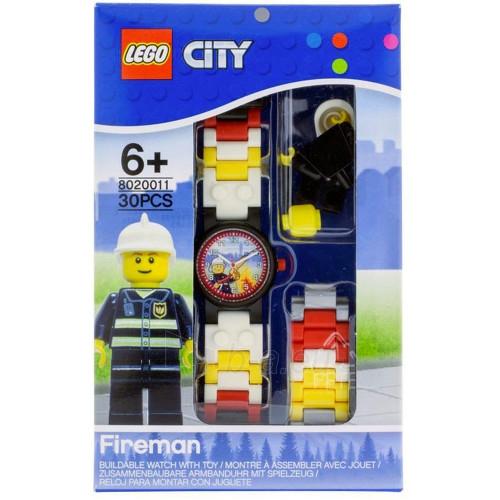 Kids watch Lego City Fireman Kids` Watch Paveikslėlis 4 iš 4 30069700266