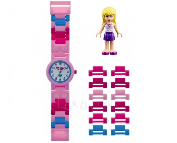 Vaikiškas laikrodis Lego Friends Stephanie Watch Paveikslėlis 3 iš 5 30069700269