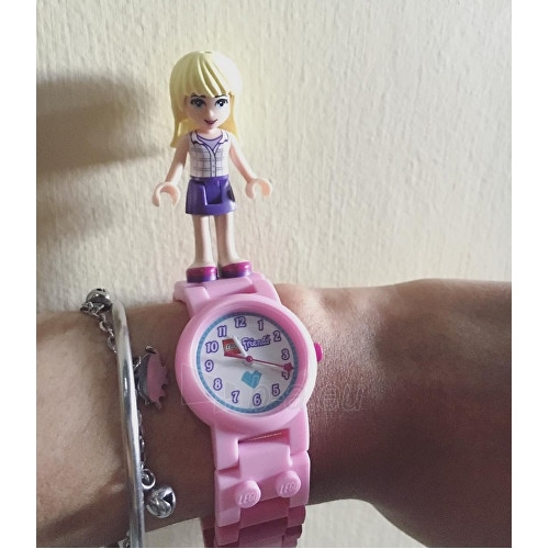 Vaikiškas laikrodis Lego Friends Stephanie Watch Paveikslėlis 5 iš 5 30069700269