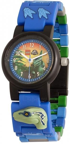 Vaikiškas laikrodis Lego Jurský svět Blue 8021285 Paveikslėlis 1 iš 5 310820171799