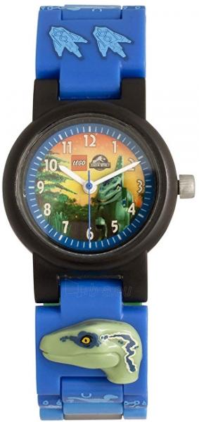Vaikiškas laikrodis Lego Jurský svět Blue 8021285 Paveikslėlis 2 iš 5 310820171799