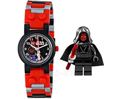 Vaikiškas laikrodis Lego Star Wars Darth Maul 8020332 Paveikslėlis 1 iš 1 310820045949