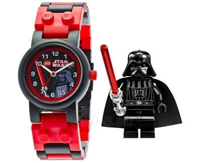 Vaikiškas laikrodis Lego Star Wars Darth Vader 8020301 Paveikslėlis 1 iš 1 310820045948