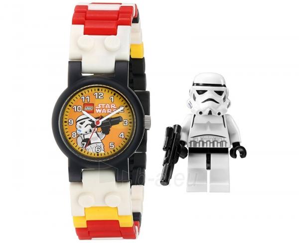 Kids watch Lego Star Wars Stormtrooper 8020325 Paveikslėlis 1 iš 1 310820045945