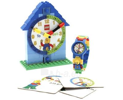 Kids watch Lego Time Teacher 9005008 Paveikslėlis 1 iš 1 310820045954