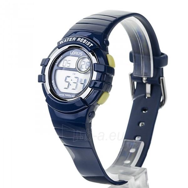 Vaikiškas laikrodis LORUS R2381HX-9 Paveikslėlis 2 iš 5 30069700211