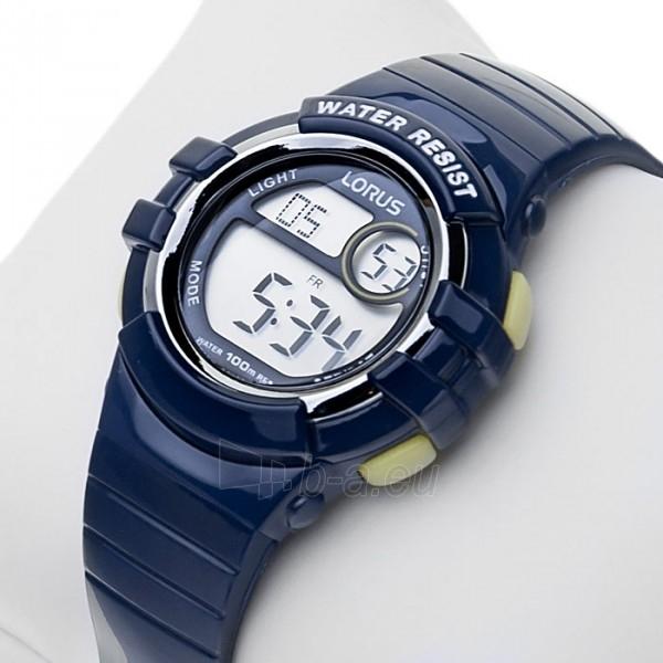 Vaikiškas laikrodis LORUS R2381HX-9 Paveikslėlis 3 iš 5 30069700211