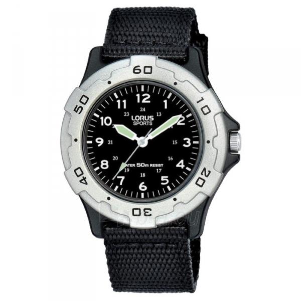 Vaikiškas laikrodis LORUS RRX87FX-9 Paveikslėlis 1 iš 2 310820159680