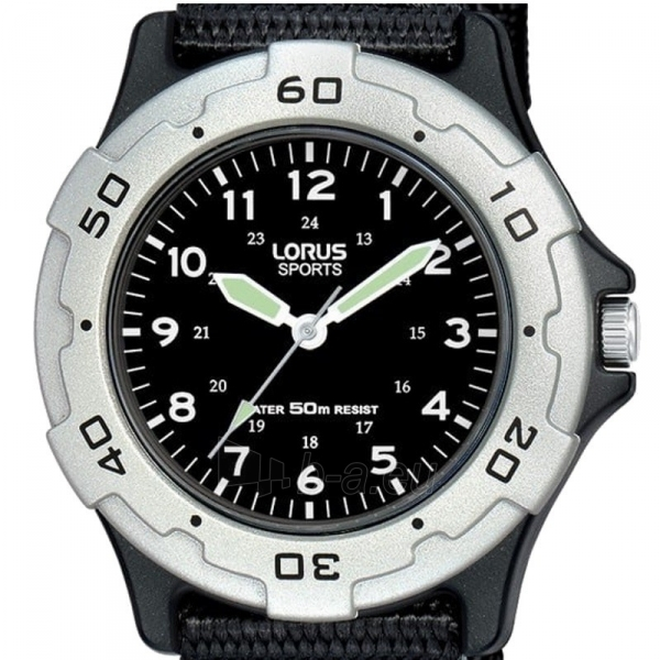 Vaikiškas laikrodis LORUS RRX87FX-9 Paveikslėlis 2 iš 2 310820159680