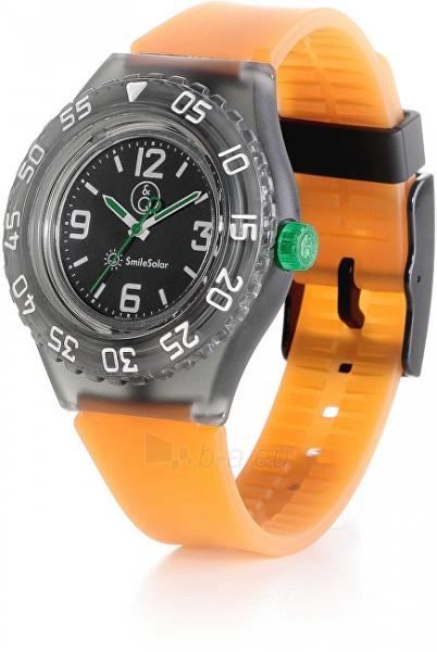 Vaikiškas laikrodis Q&Q SmileSolar 20BAR Series 002 RP16J006 Paveikslėlis 2 iš 4 310820171216