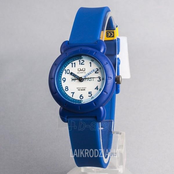 Vaikiškas laikrodis Q&Q VP81J014Y Paveikslėlis 5 iš 5 310820008934