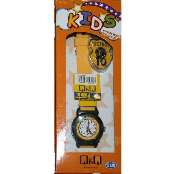 Kids watch Q&Q VP81S805Y Paveikslėlis 1 iš 2 310820008479