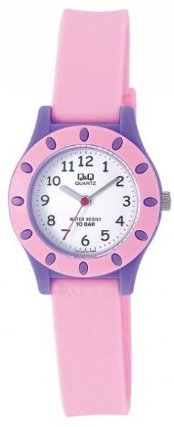 Bērnu pulkstenis Q&Q VQ13J013 Paveikslėlis 1 iš 1 310820196034