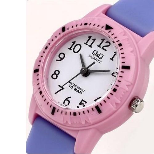 Vaikiškas laikrodis Q&Q VR15J006Y Paveikslėlis 7 iš 12 310820008978
