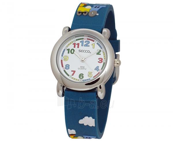 Bērnu pulkstenis Secco S K103-8 Paveikslėlis 1 iš 1 310820042653