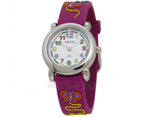 Vaikiškas laikrodis Secco S K103-9 Paveikslėlis 1 iš 1 310820038546