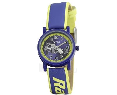 Bērnu pulkstenis Secco S K126-8 Paveikslėlis 1 iš 1 310820042672