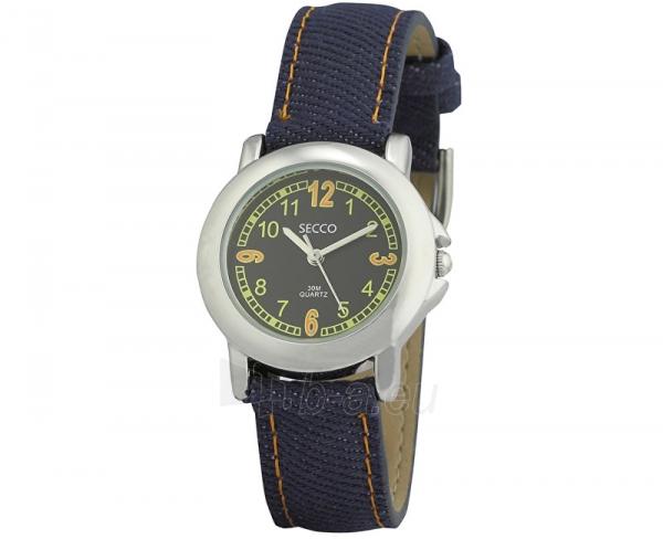Vaikiškas laikrodis Secco S K129-8 Paveikslėlis 1 iš 1 310820042662