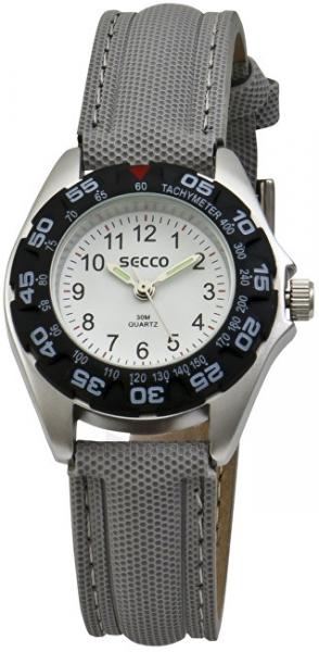 Vaikiškas laikrodis Secco S K131-2 Paveikslėlis 1 iš 1 310820119093