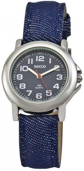 Vaikiškas laikrodis Secco S K135-8 Paveikslėlis 1 iš 1 310820042649