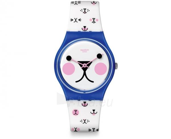 Vaikiškas laikrodis Swatch Catittude GN241 Paveikslėlis 1 iš 1 30069700302
