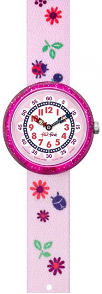 Vaikiškas laikrodis Swatch Flik Flak Autumn Colors ZFBNP093 Paveikslėlis 1 iš 4 310820119237