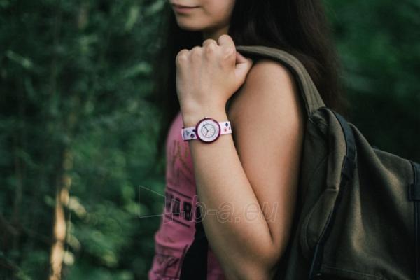 Vaikiškas laikrodis Swatch Flik Flak Autumn Colors ZFBNP093 Paveikslėlis 4 iš 4 310820119237