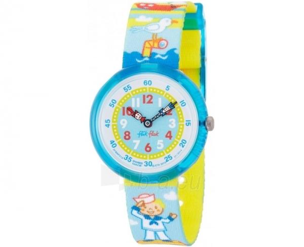 Vaikiškas laikrodis Swatch Good Morning Marines ZFBNP018 Paveikslėlis 1 iš 1 30069700342