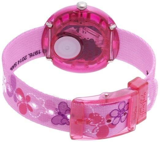 0527fbe5b Paveikslėlis 3 iš 6 Kids watch Swatch Hello Kitty Buterfly ZFLNP005  Paveikslėlis 4 iš 6 30069700145