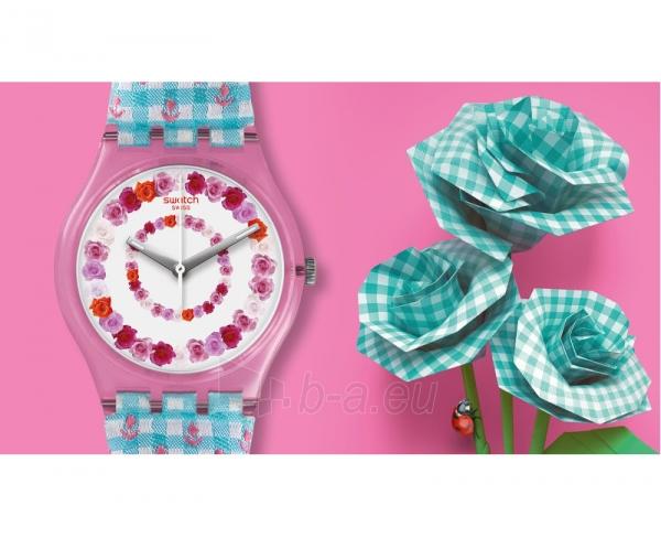 Bērnu pulkstenis Swatch Mother's Day GZ291 Paveikslėlis 6 iš 7 30069700306