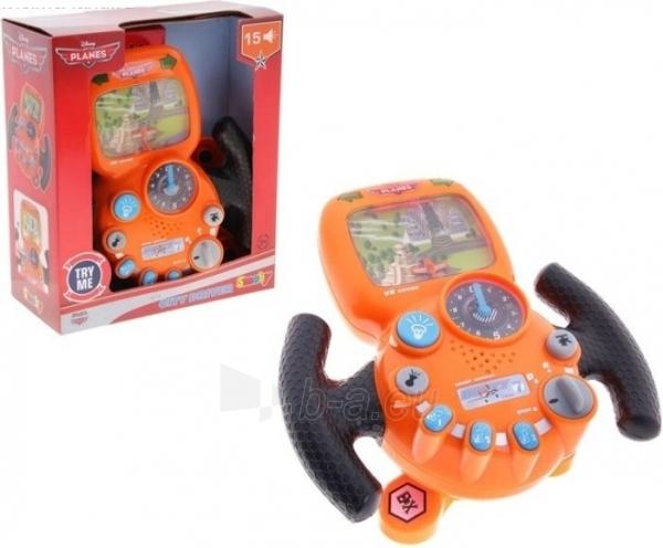 Vaikiškas lenktynių simuliatorius | Flight Simulator Dusty | Smoby Paveikslėlis 1 iš 3 250710800861