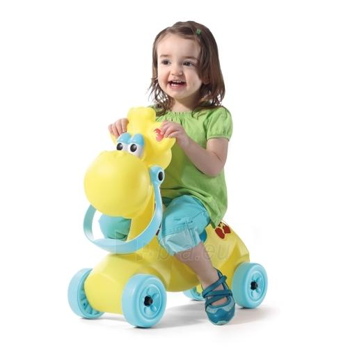 Vaikiškas paspirtukas žirafa | Step2 Paveikslėlis 1 iš 4 310820002339