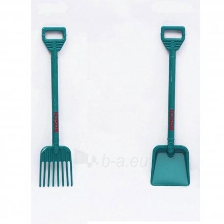 Vaikiškas sodo įrankių rinkinys vežimėlyje | Bosch | Klein Paveikslėlis 5 iš 5 310820157459
