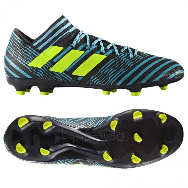 Vaikiški futbolo bateliai adidas Nemeziz 17.3 FG S82427 Paveikslėlis 1 iš 4 310820141524