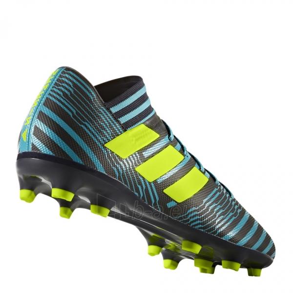 Vaikiški futbolo bateliai adidas Nemeziz 17.3 FG S82427 Paveikslėlis 4 iš 4 310820141524
