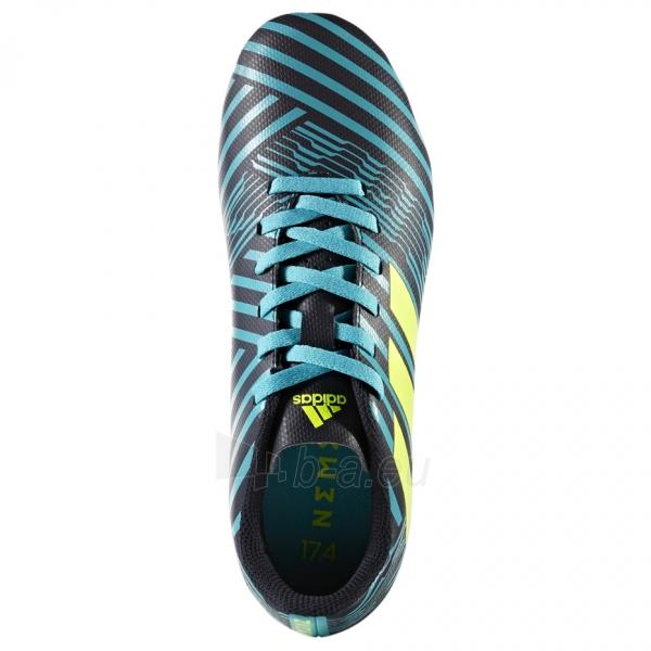 Vaikiški futbolo bateliai adidas Nemeziz 17.4 FxG S82458 Paveikslėlis 2 iš 4 310820141433