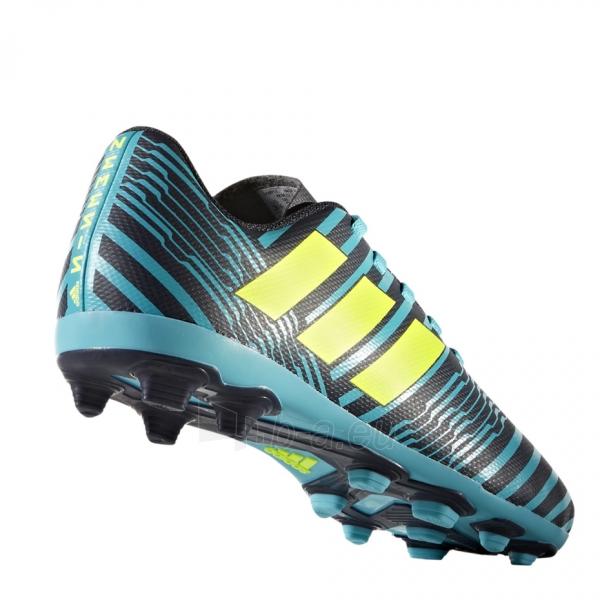 Vaikiški futbolo bateliai adidas Nemeziz 17.4 FxG S82458 Paveikslėlis 4 iš 4 310820141433