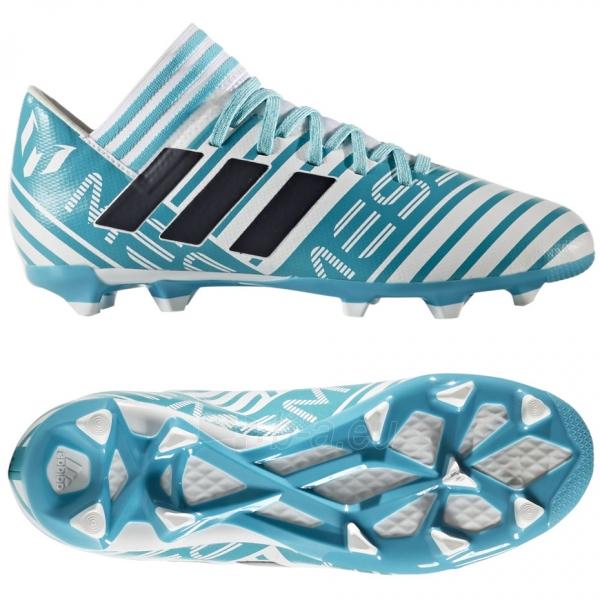 Vaikiški futbolo bateliai adidas Nemeziz MESSI 17.3 FG BY2411 Paveikslėlis 1 iš 4 310820141538